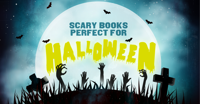 Scary Books Perfect for Halloween