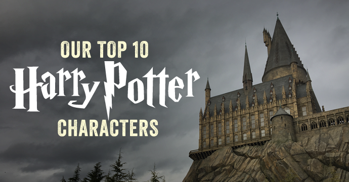 Our top 10 Harry Potter characters