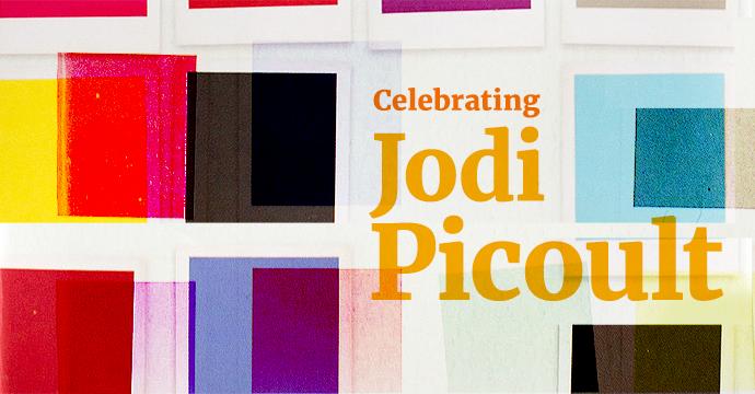 Celebrating Jodi Picoult