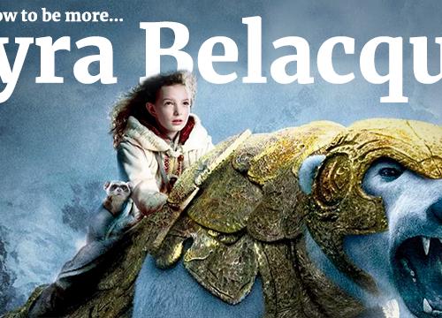 how to be more lyra belaqua