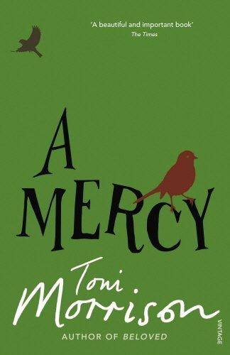 a mercy toni morrison book
