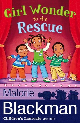 girl wonder to the rescue malorie blackman