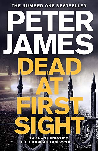 peter james dead at first sight