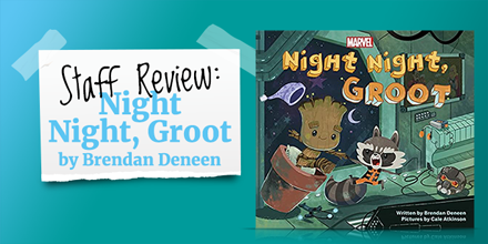 night night groot review