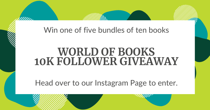 world of books giveaway