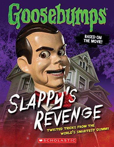 goosebumps slappys revenge book