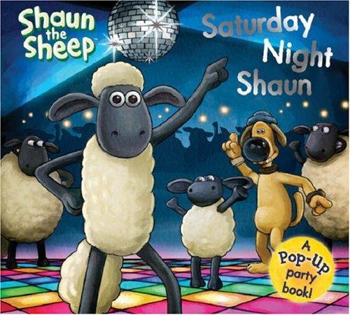 shaun the sheep book