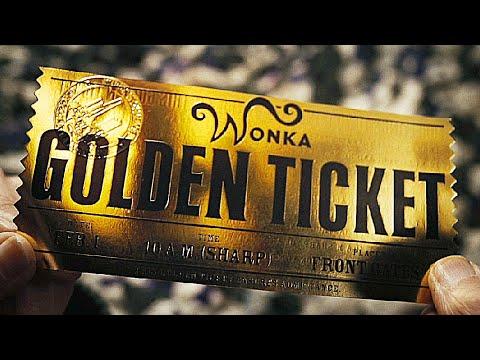 wonka golden ticket
