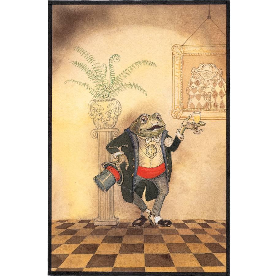 folio society mr toad