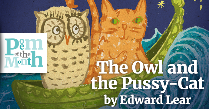 the owl and the pussy-cat edward lear banner image