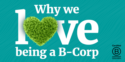 being a bcorp world of books