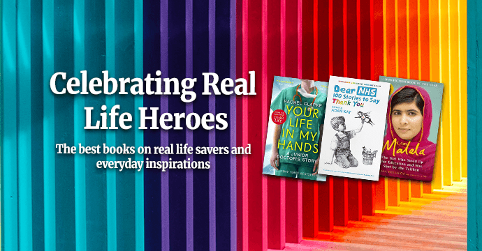 celebrating real life heroes