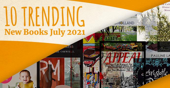 10 trending new books july 21