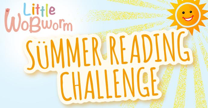 kids summer reading challenge