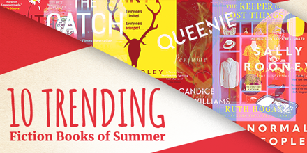 10 trending fiction books summer 21