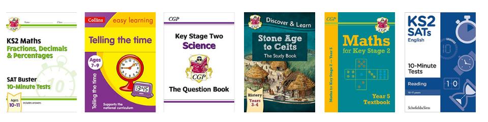 best books for back to school KS2