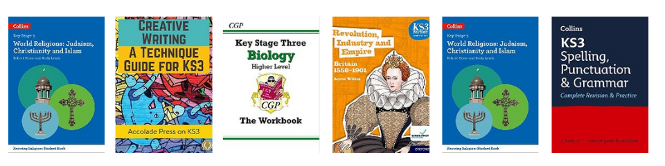 best books for back to school KS3