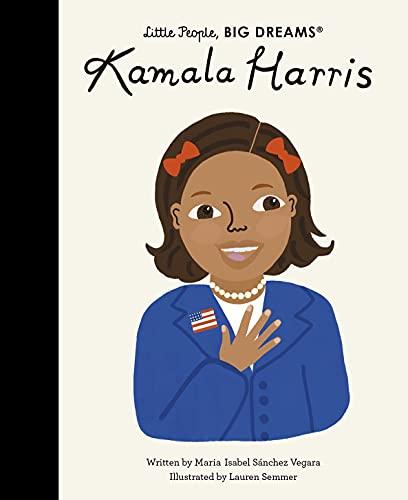 kamala harris little people big dreams