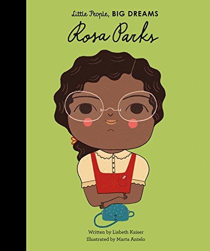 rosa parks little people big dreams