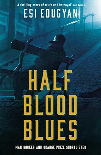 half blood blues book