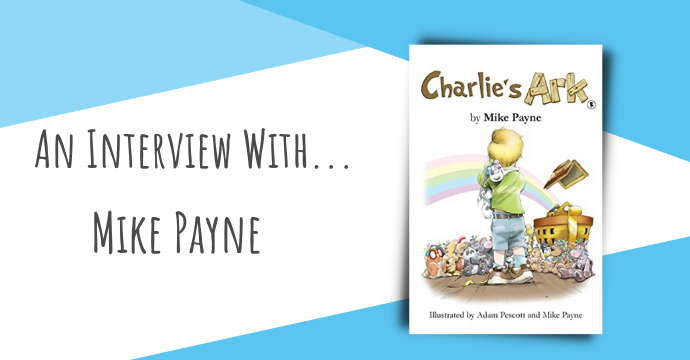 interview with Mike Payne author